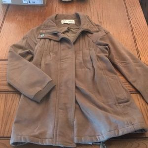 Anthropologie cotton jacket